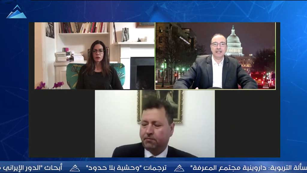 """""""التغييرات في المواقف الدولية من القضية السورية""""في ندوة لحرمون"""