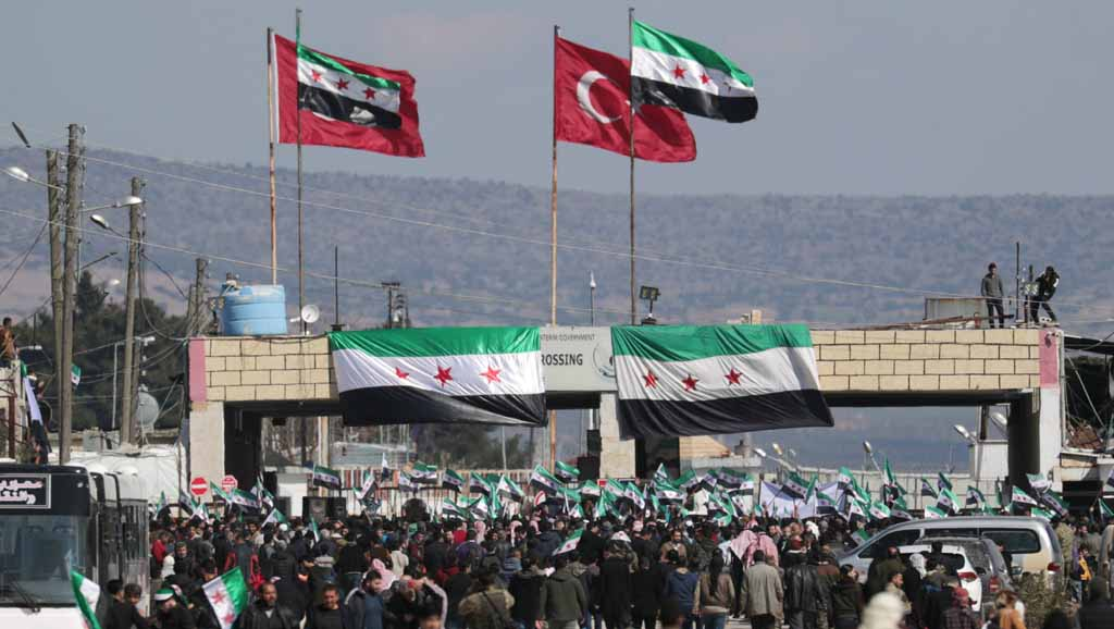 العلاقات التركية السورية: من أزمة لواء إسكندرون حتى الربيع العربي