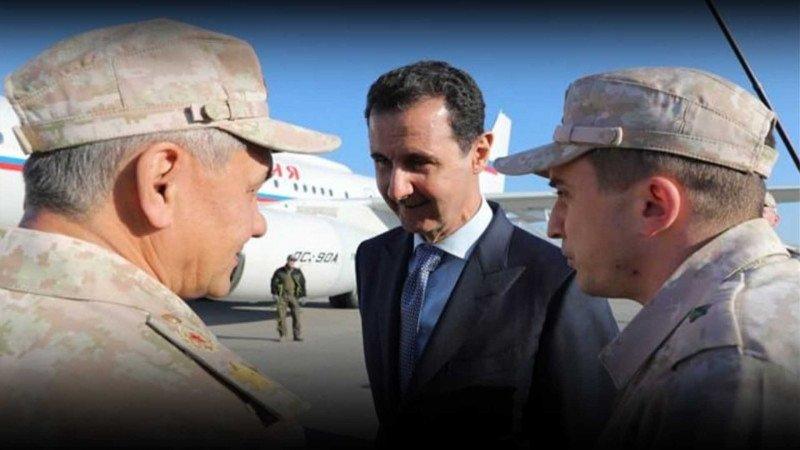 رسائل الأسد وقرصة الأذن الروسية