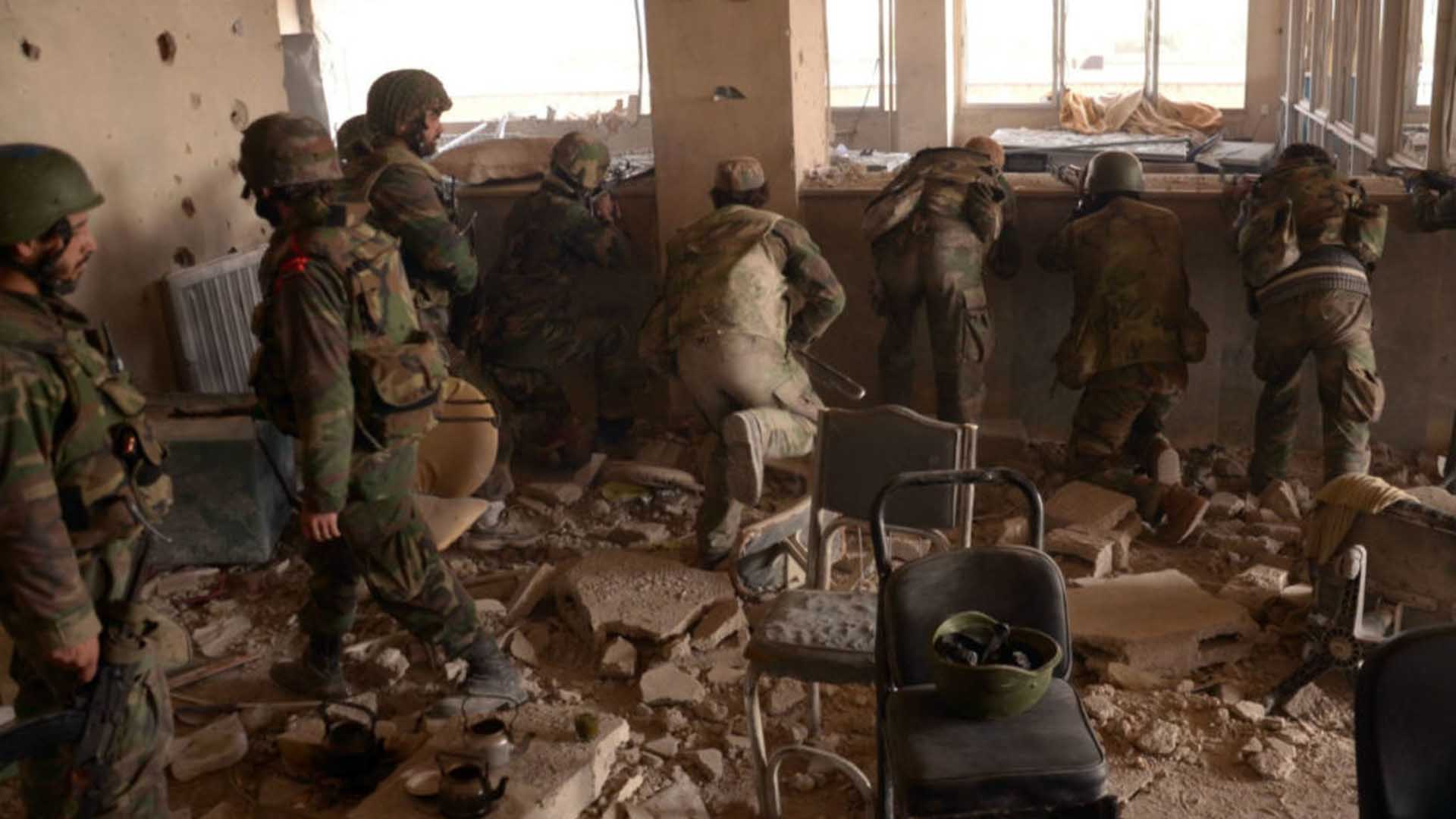 الصراع في سورية وتأثيره على التدهور الأخلاقي