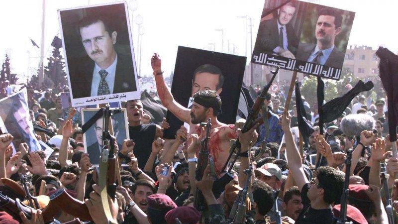 تطييف الإيمان: حماية الاستبداد في سورية