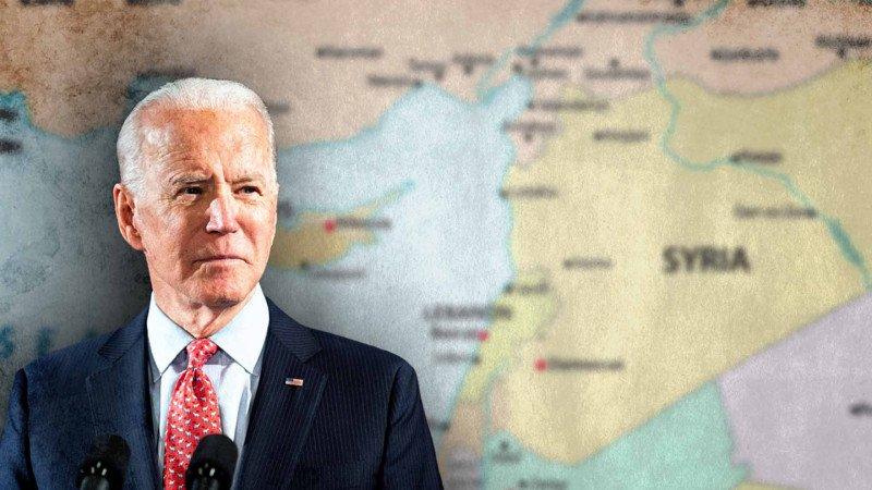 استراتيجية بايدن في سورية تفتقر إلى العمل