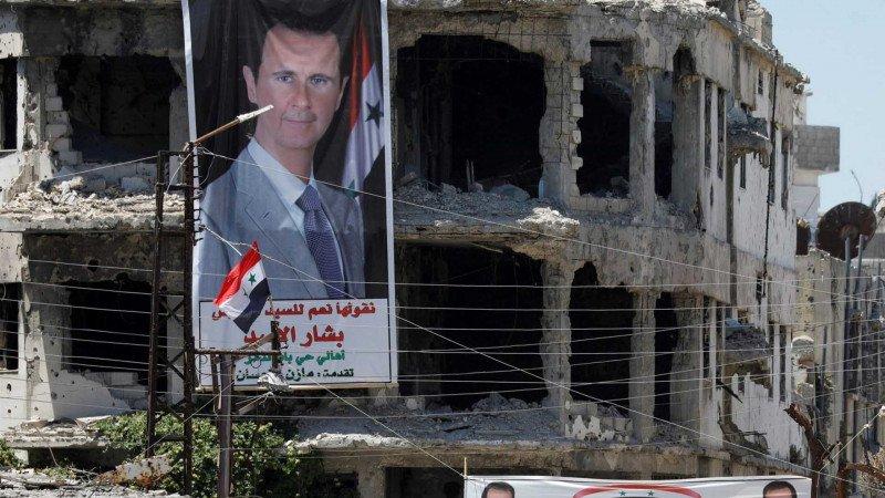 هل تعزز معاملة سورية كدولة راعية للإرهاب مصالحَ الأمن القومي لأميركا أم تعيقها؟