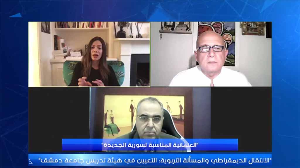 """""""العلمانية المناسبة لسورية الجديدة"""" في ندوة لحرمون"""