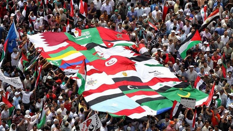 مظاهر النظام الإقليمي العربي الجديد