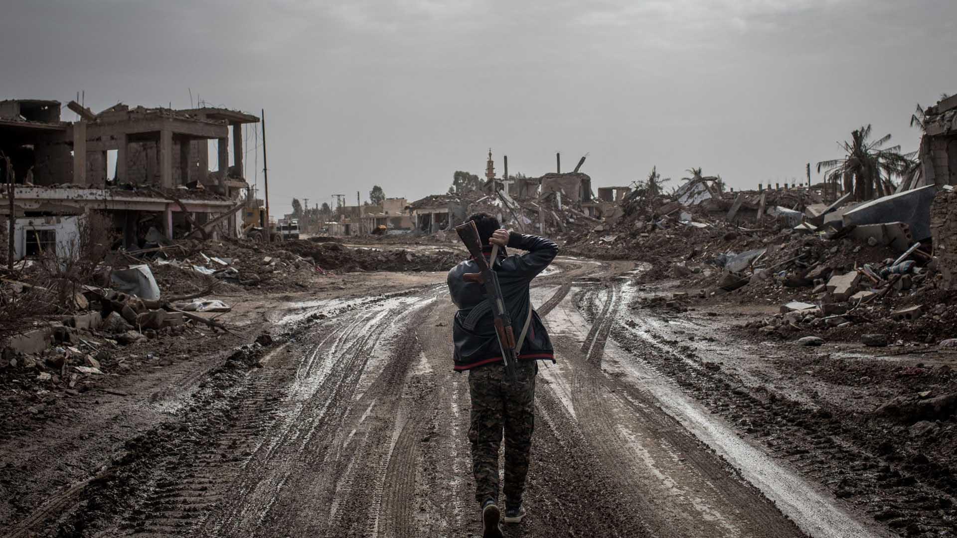 آليات إعادة الاستقرار إلى سورية ومعوقاتها