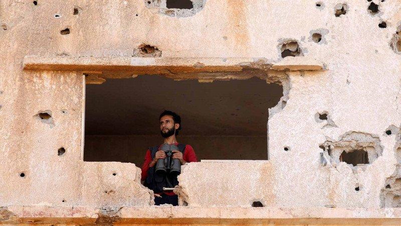 الأعمال القتالية في درعا تقدّم دروسًا وفرصًا في سورية