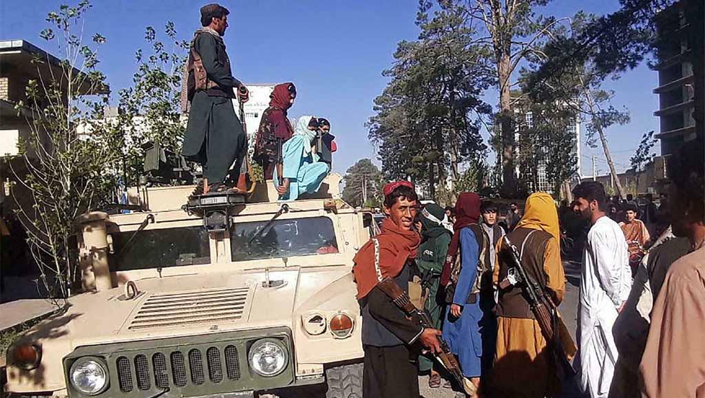 قنبلة موقوتة.. وديعة أميركية في أفغانستان