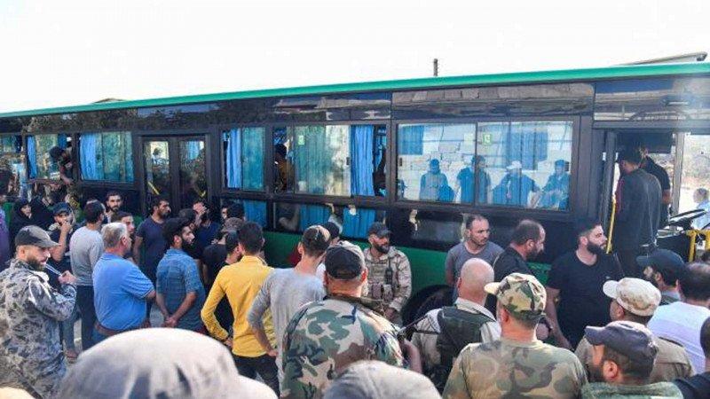 في درعا، وقف إطلاق نار هشٍّ يستفيد منه النظام السوري