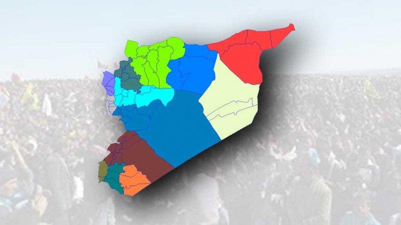 سورية الممكنة في ظل فيدرالية محتملة