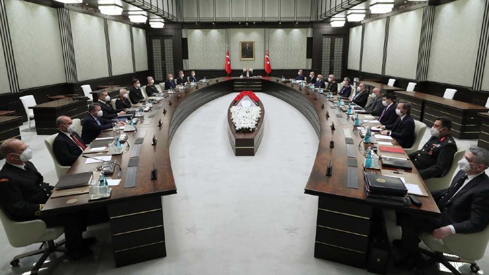 مجلس الأمن القومي التركي وقضية اللاجئين السوريين
