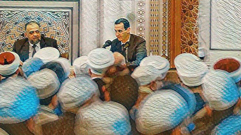 مبدأ علمانية الدولة في سورية الجديدة