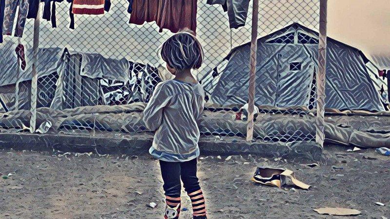 أطفال سوريون مهددون بِفقْدِ هويتِهم