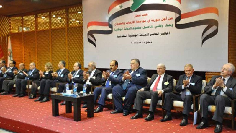 ملفّ الأحزاب السورية قبل الثورة