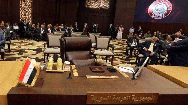 صعوبات تأهيل النظام السوري عربيًا
