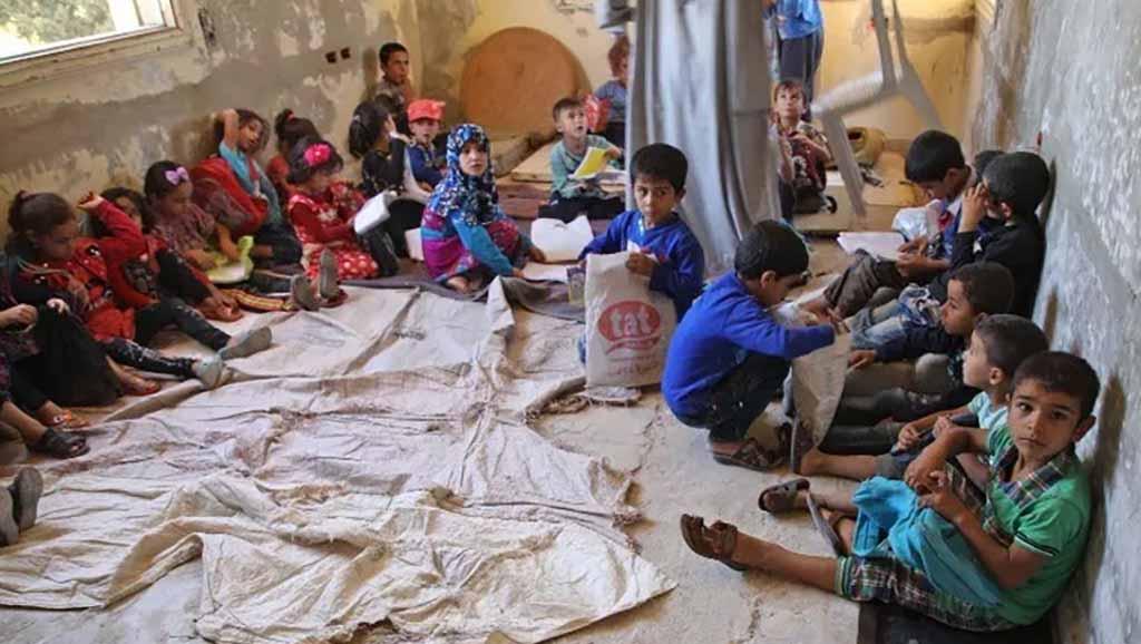 كلفة الحرب كانت خسارة الأطفال حقوقهم: حقّ التعليم مثالًا