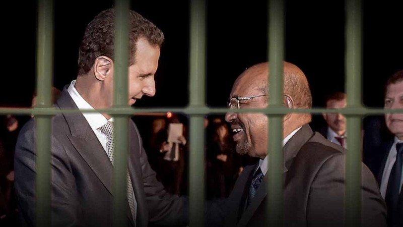 بشار الأسد: عمر بشير سورية
