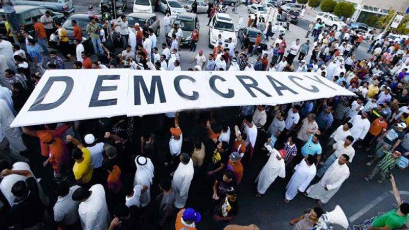 الواقع العربي وأزمة ممارسة الديمقراطية